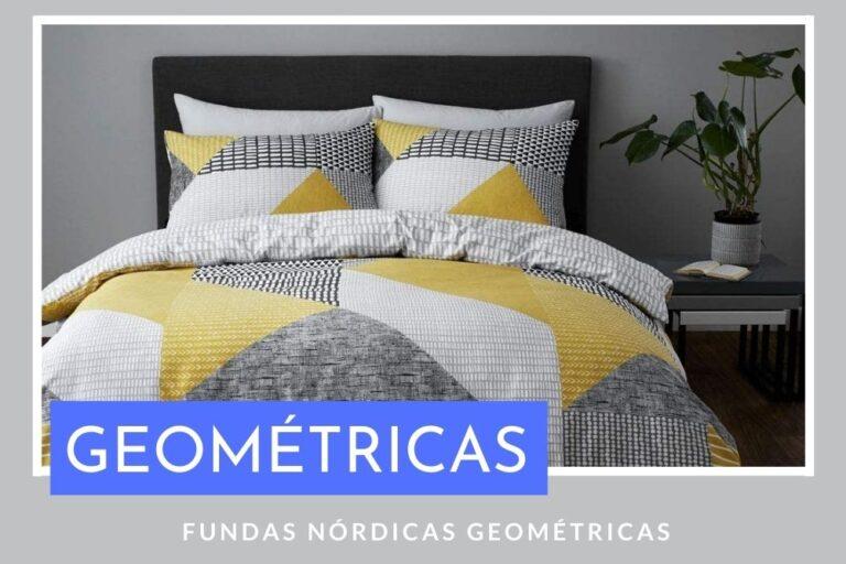 Fundas Nórdicas Geométricas