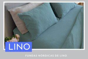 Fundas Nórdicas de Lino