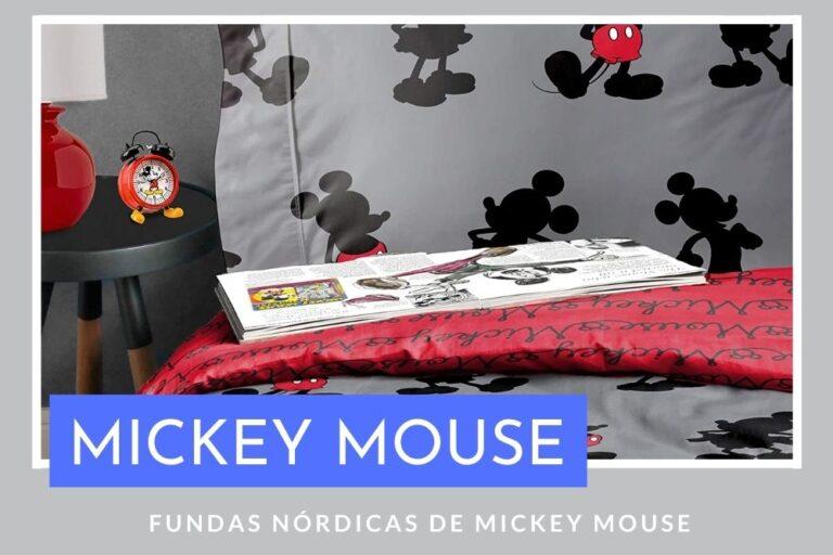 Fundas Nórdicas de Mickey Mouse