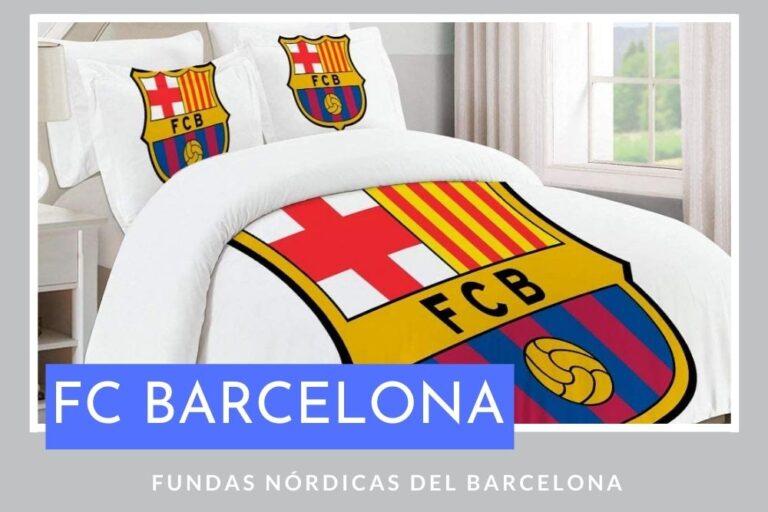 Fundas Nórdicas del FC Barcelona