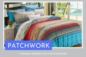 Fundas Nórdicas Patchwork