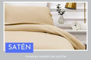 Fundas Nórdicas Satén