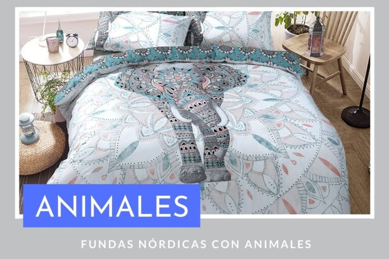 Fundas Nórdicas con animales