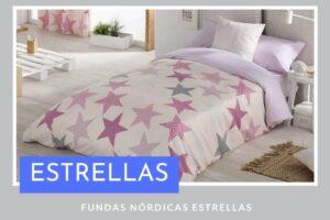 Fundas Nórdicas con estrellas