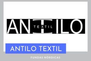 Fundas nórdicas Antilo Textil